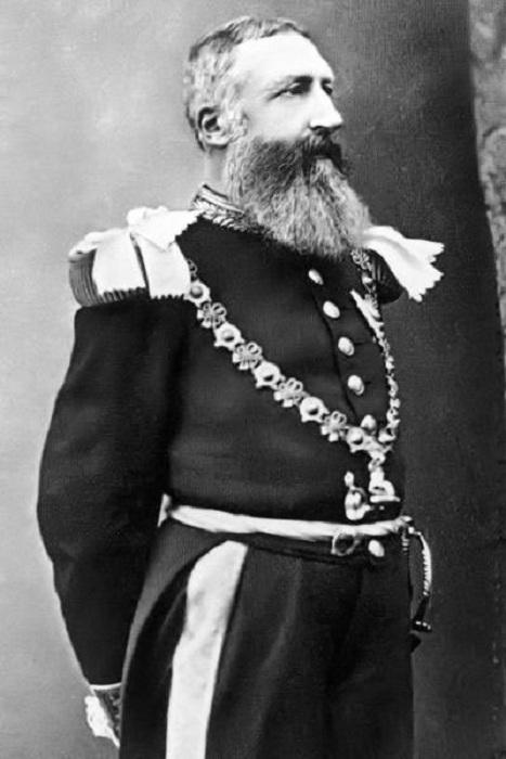 Леопольд II,король Бельгии.