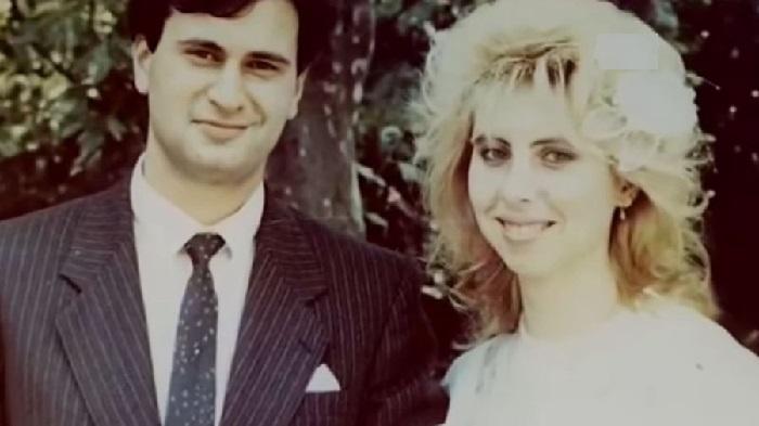 Валерий Меладзе и Ирина Малухина.