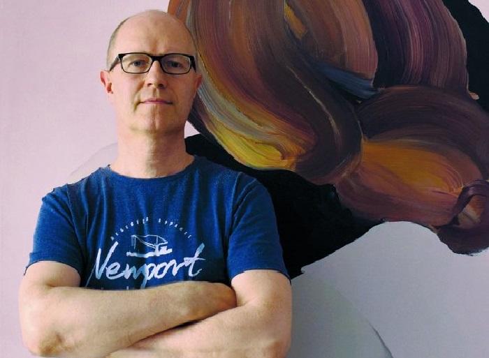 Ярек Пучел (Jarek Puczel) - польский художник-минималист.