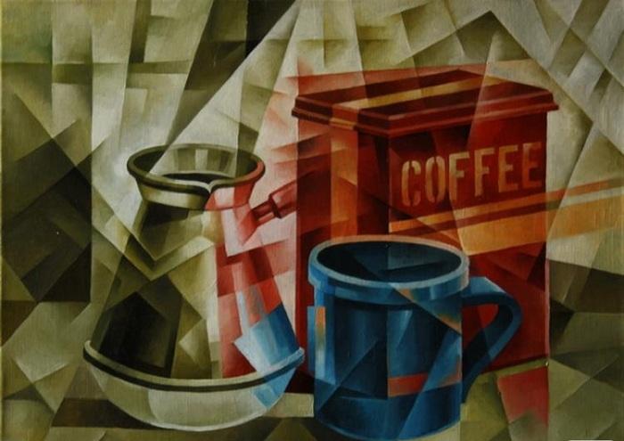 Кофе. Автор: Василий Кротков.