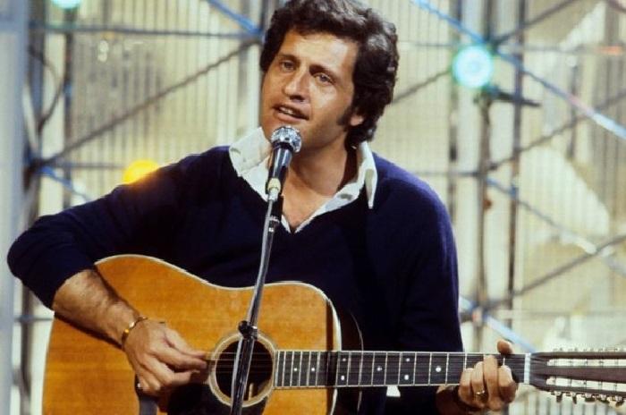 Джо Дассен - легенда 60-70-х годов.