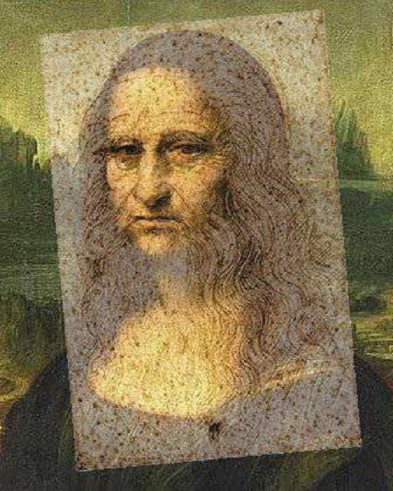 Загадка Леонардо да Винчи.
