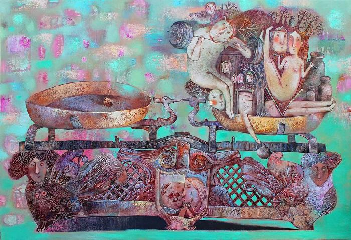 Последний осенний лист. Автор: Анна Силивончик.  | Фото: cameralabs.org.