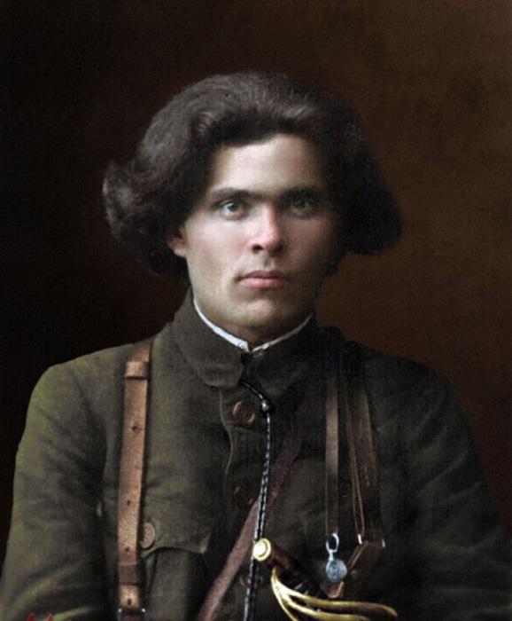 Нестор Иванович Махно - командующий повстанческой народной армией