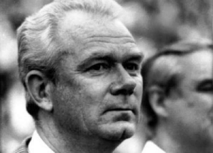 Валерий Лобановский - самый титулованный тренер в истории мирового футбола 20 века.