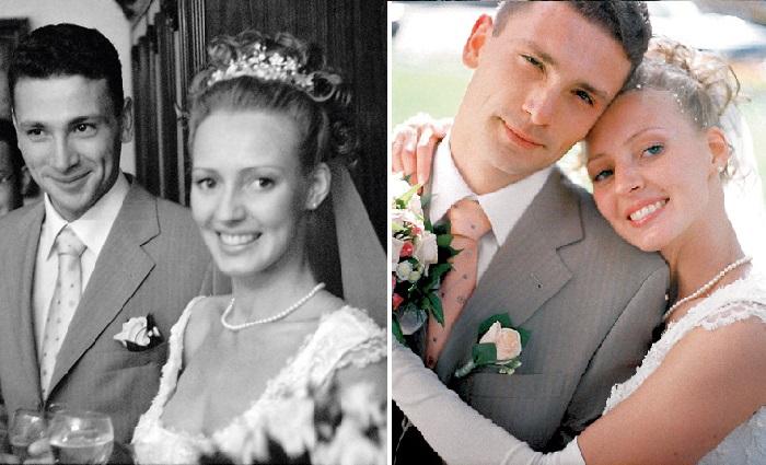 Свадебные фото Антона и Елены Хабаровых. womanhit.ru