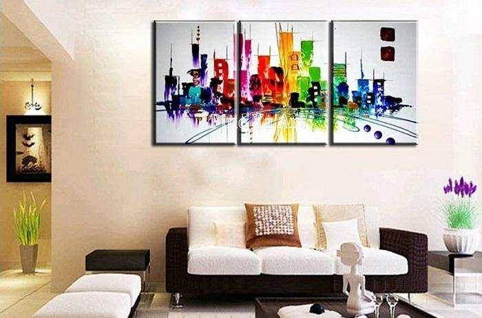 Картины в дизайне вашего дома.