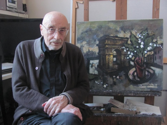 Оскар Рабин.
