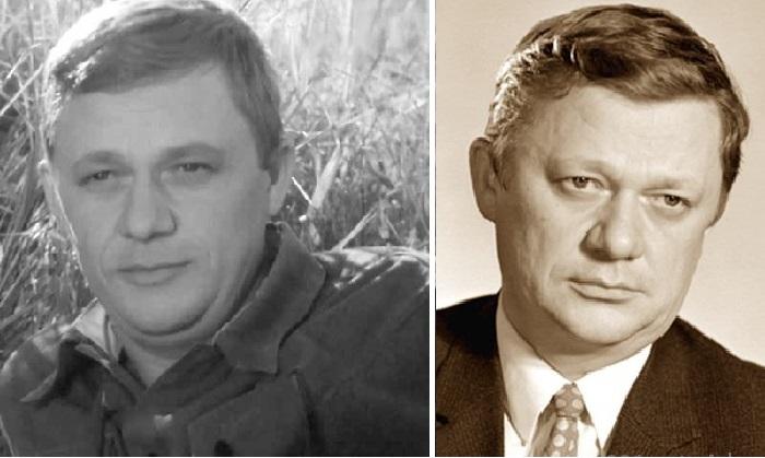 Юрий Васильевич Горобец -советский и российский актёр театра и кино