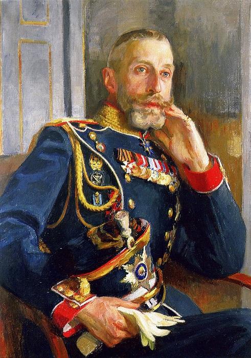 Великий князь Константин Константинович. Автор: Осип Эммануилович Браз.