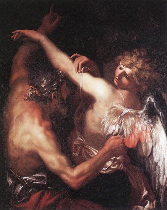 «Дедал и Икар». Автор: Доменико Пиола.