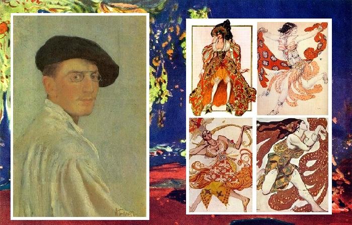 Как восточная яркая экзотика завоевала Париж, и Лев Бакст  стал первым русским всемирно известным модельером и дизайнером.