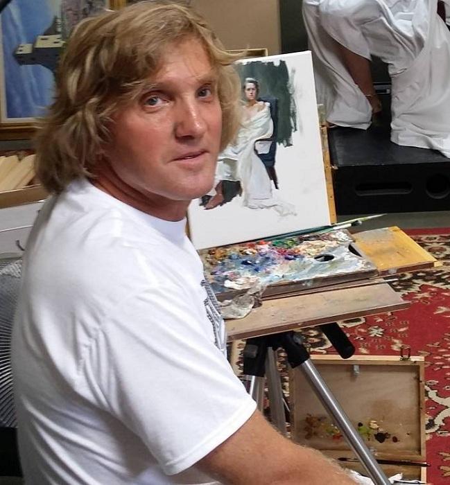 Константин Мирошник - современный русский художник.