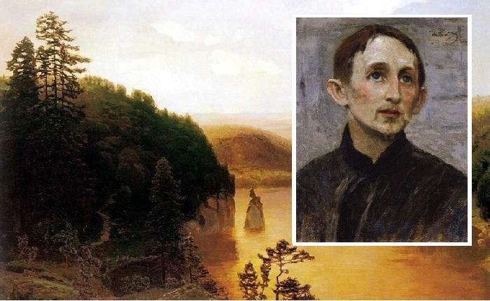 Аполлинарий Васнецов - мастер пейзажа.