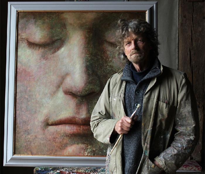 Кенне Грегуар (Kenne Gregoire) - современный голландский художник.