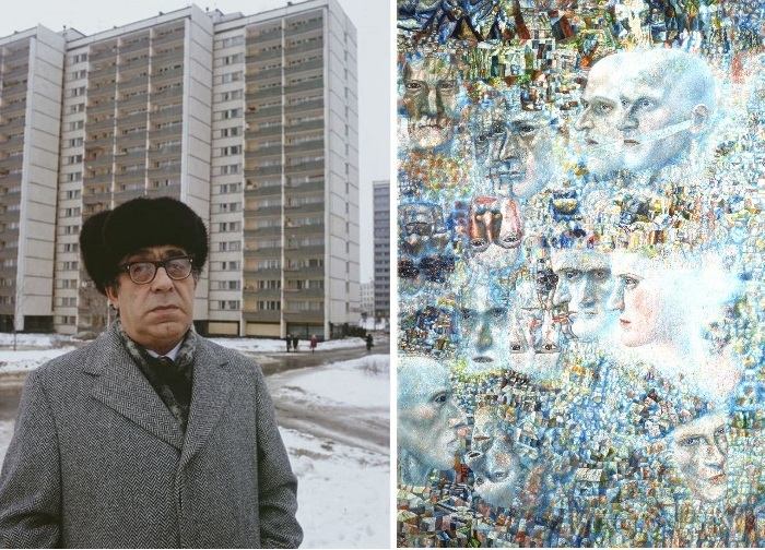 Коллекционер Георгий Костаки.