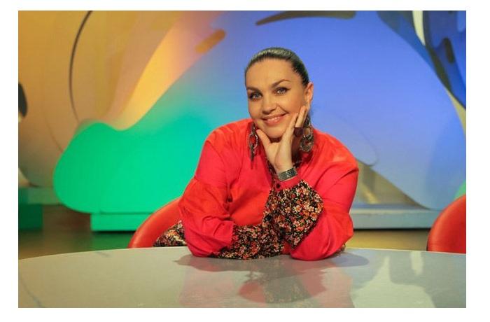 Светлана Боровская - ведущая белорусского телевидения.