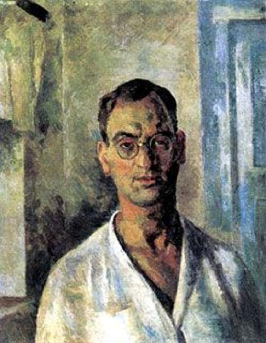 Автопортрет Роберта Фалька.
