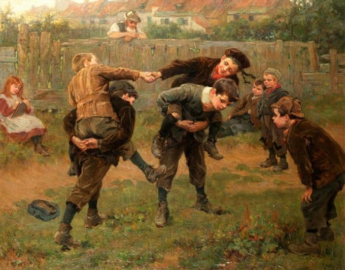 Ральф Хедли (1851-1913). Англия. Турнир.