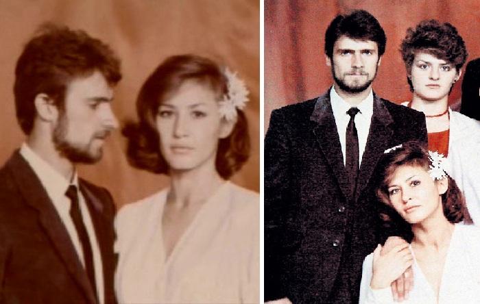 Свадебные фото Александра Дедюшко с Людмилы Томилиной.