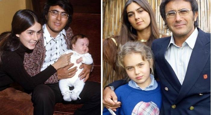 Аль Бано и Ромина Пауэр со старшей дочерью Иленией. «В каждом из детей проявилось что-то моё. Но самой талантливой я всегда считала Илению. Ей передались мои религиозность, писательский дар, самоанализ, мятежность». Ромина Пауэр.