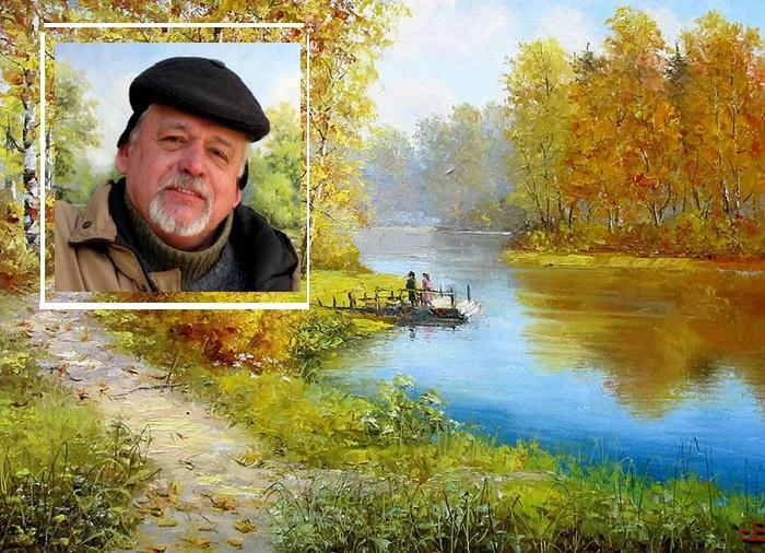 Евгений Синев - русский современный пейзажист