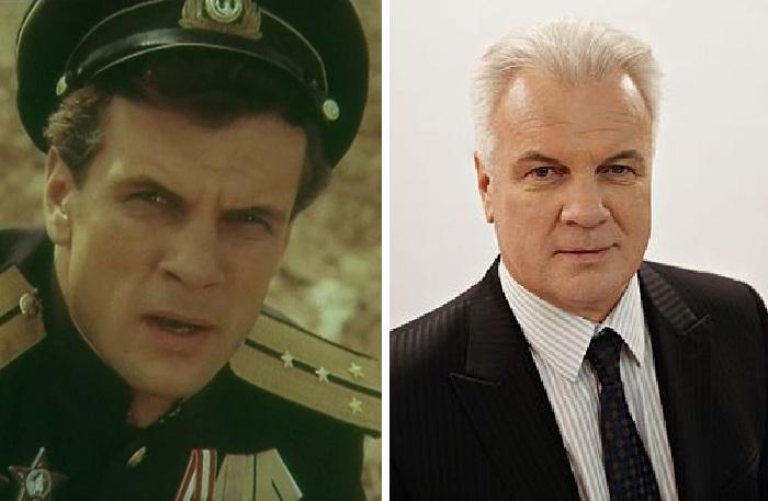 Анатолий Котенёв в главной роли командира звена торпедных катеров в роли Бориса Шубина.