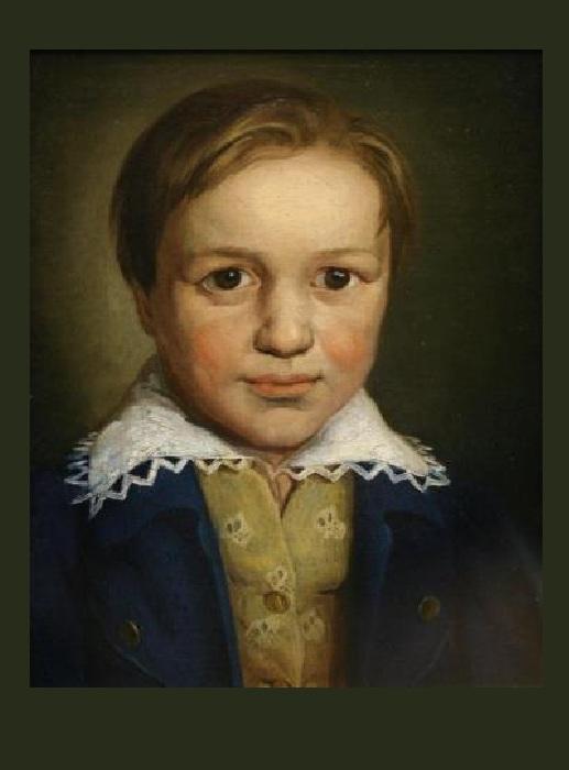 13-летний Бетховен.
