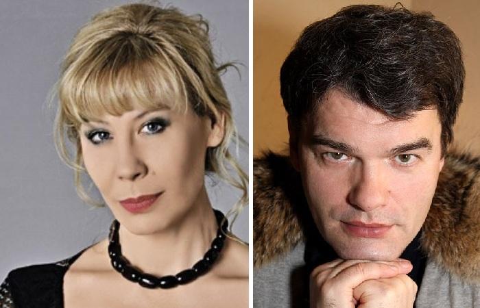 Актриса Дарья Лесникова-Юргенс. / Евгений Дятлов.
