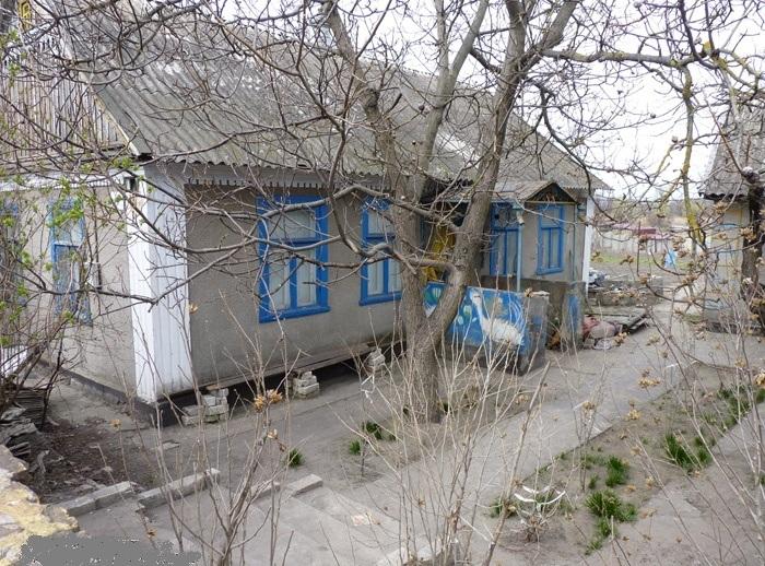 Дом Полины Райко.