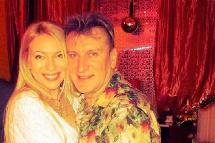 Гражданская супруга артиста Сергея Пенкина – Владлена Пономаренко.