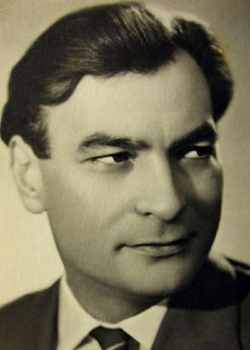 Актер театра и кино - Петр Глебов.