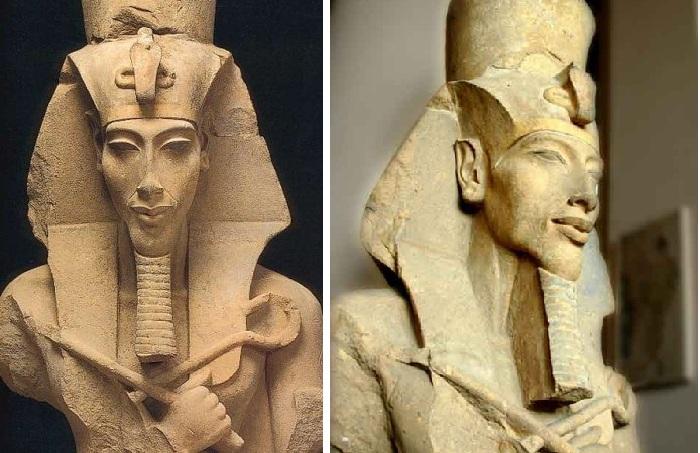 Эхнатон-Аменхотеп IV.