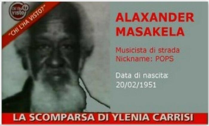 Александр Масакела.