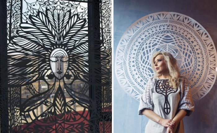 В творческой копилке Дарьи Алешкиной насчитывается более 500 работ.