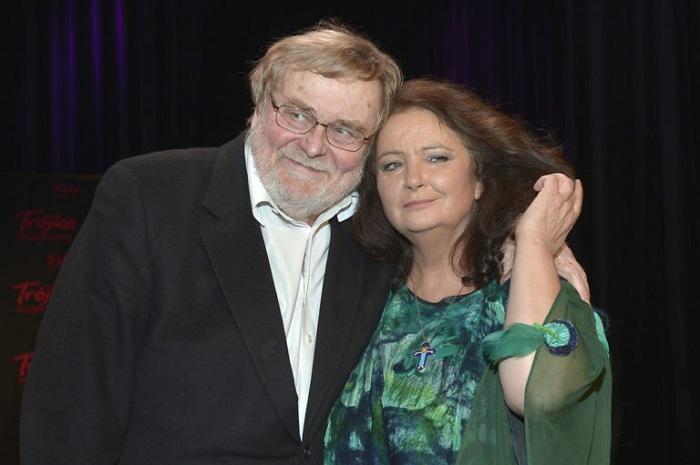 Кшиштов Оржеховский и Анна Дымна.