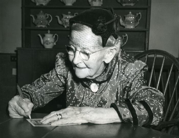 Бабушка Мозес.