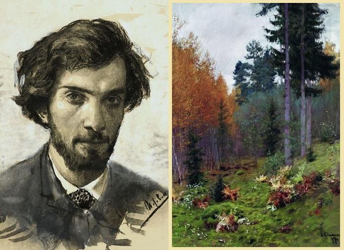 Выдающийся пейзажист Исаак Левитан.