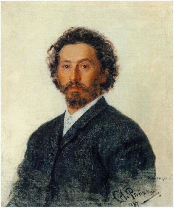 Илья Репин - классик русской живописи.