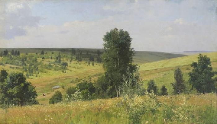 Пейзажная живопись от Николая Бодаревского.
