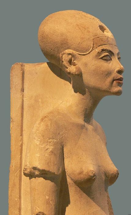 Царица Нефертити.