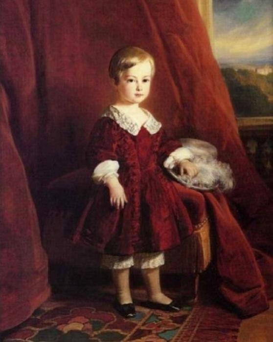 Французский герцог Гастон Орлеанский.