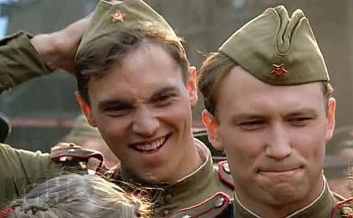 Константин Соловьёв в фильме «В августе 44-го».