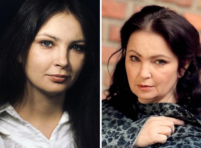 Анна Дымна - известная польская киноактриса.