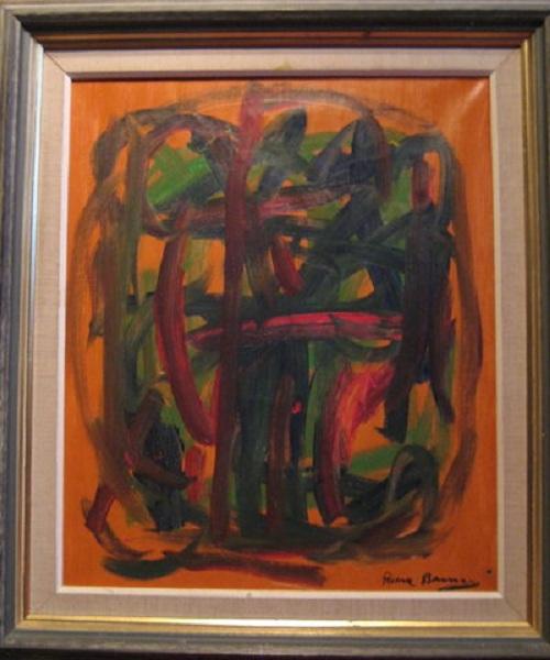 Авангардная живопись Пьера Брассо. | Фото: livejournal.com.