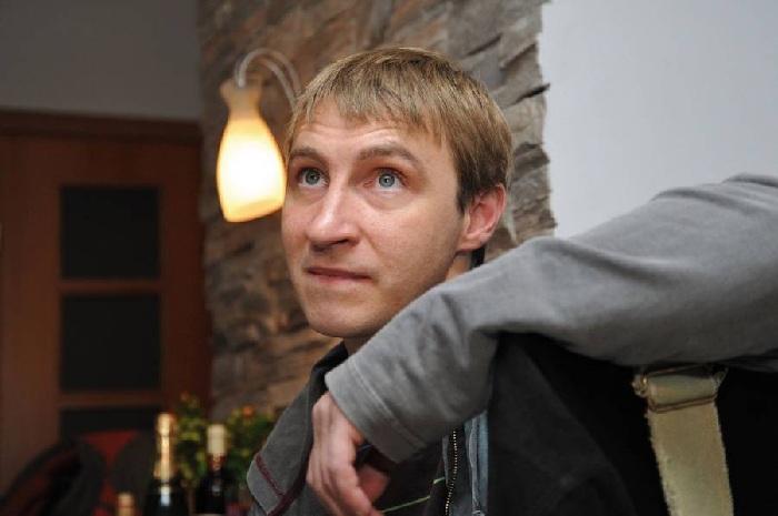 Андрей Кайков.