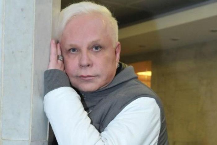 Борис Моисеев после перенесенного инсульта.