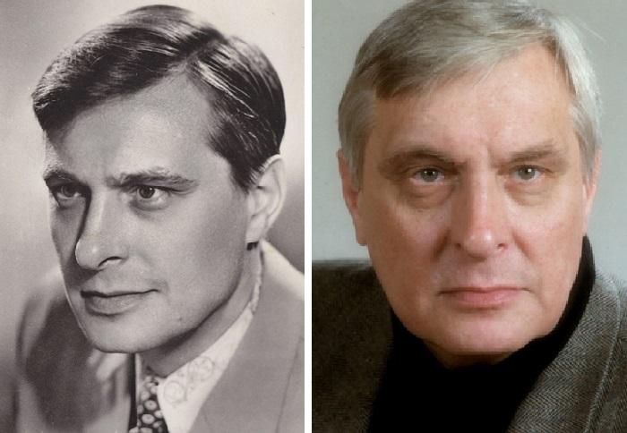 Олег Басилашвили — советский и российский актёр.