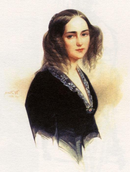 Варвара Лопухина.
