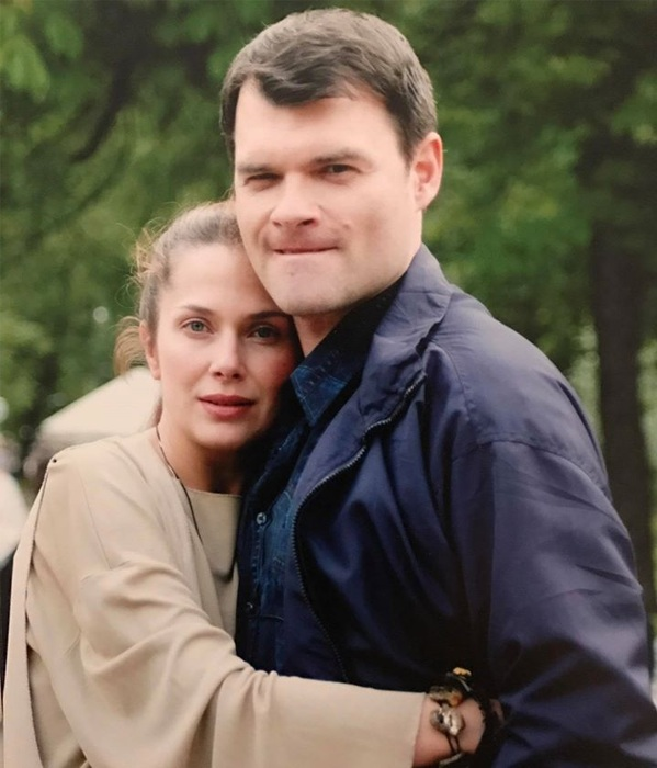 Евгений Дятлов и Юлия Джербинова.